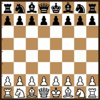 Chess start position