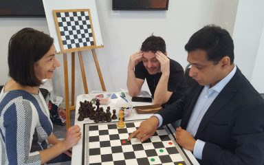 Chess and Maths Course