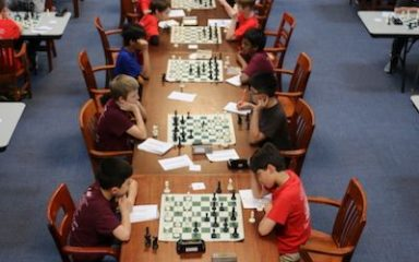 Alabama Chess in Schools